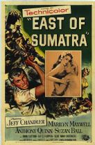 East of Sumatra 1953 DVD - Jeff Chandler / Marilyn Maxwell